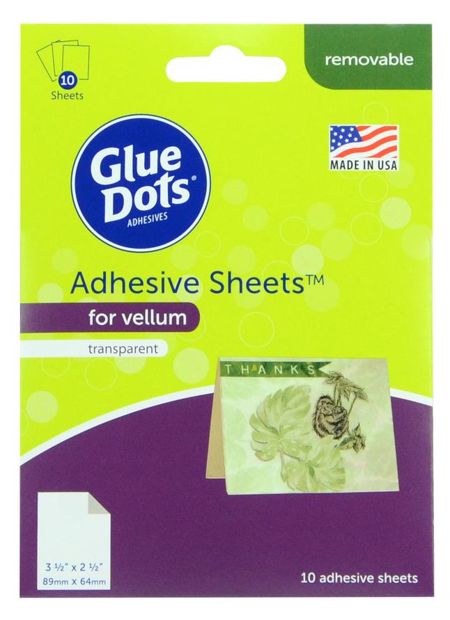 Glue Dots, Item Number 2021569