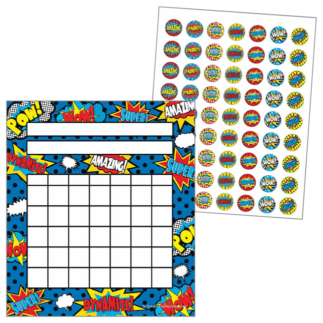 Sticker, Reward and Incentive Charts, Item Number 2021612