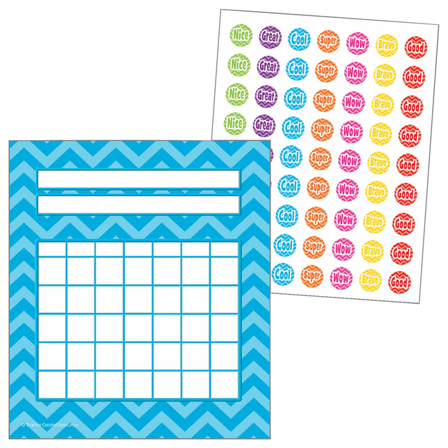 Sticker, Reward and Incentive Charts, Item Number 2021616