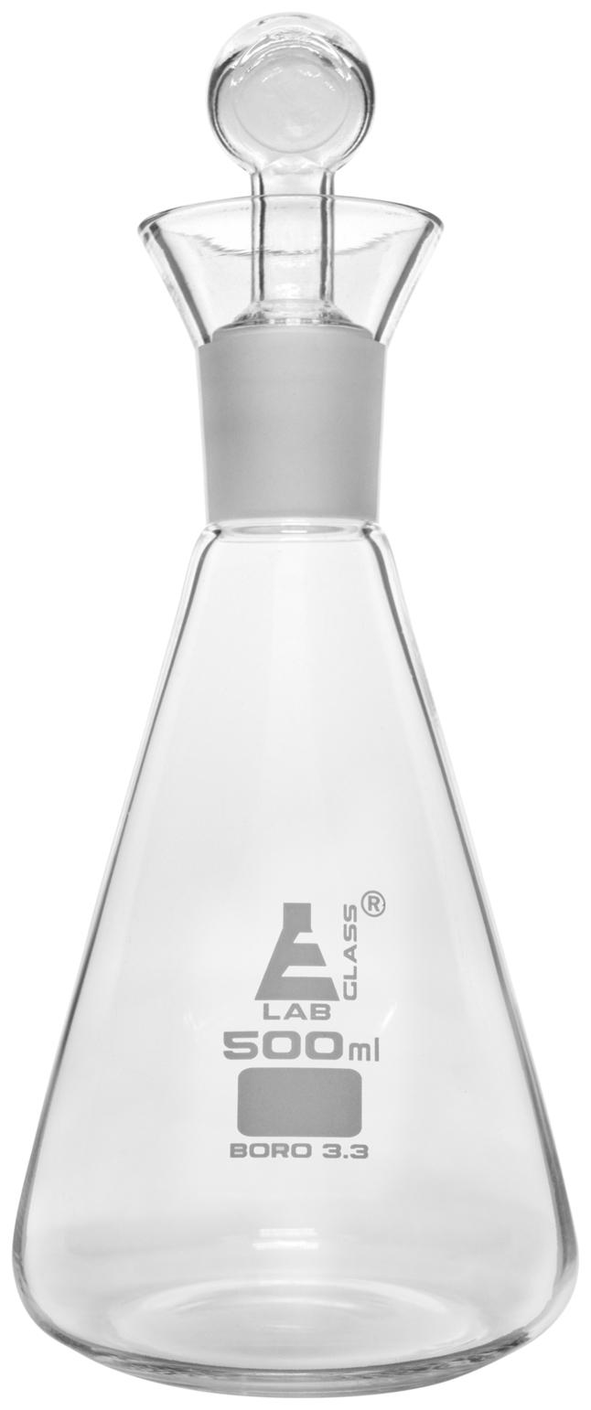 Labware Flasks, Item Number 2022111