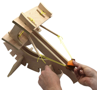 Eisco Labs Garage Physics Ballista Catapult Kit Item Number 2022425