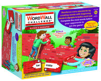 Image for Mind Sparks WordWall Challenge™ Card Game Blends & Digraphs from School Specialty