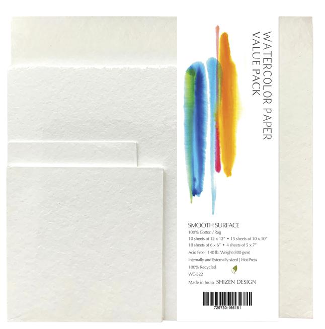 Watercolor Paper, Item Number 2023489
