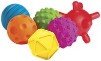 Edushape Baby Sensory Balls, Set of 6 Item Number 2023499