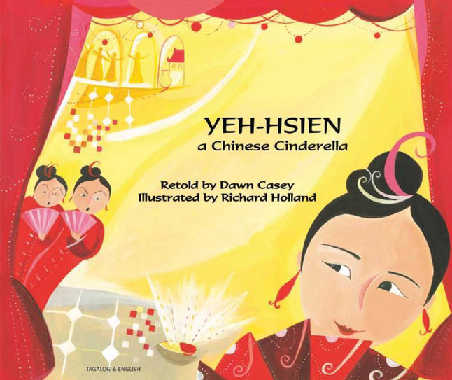 Image for Mantra Lingua Yeh Hsien A Chinese Cinderella, Tagalog and English from School Specialty