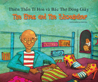 Image for Mantra Lingua Elves and the Shoemaker, Vietnamese and English from School Specialty