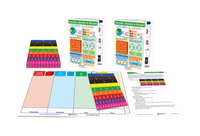 Image for Newpath Learning Fractions, Decimals & Percents Activity Kit from School Specialty