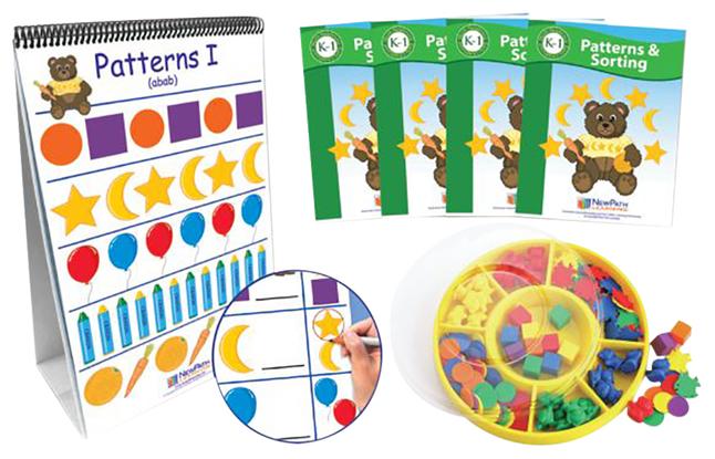Math Pattern Activities