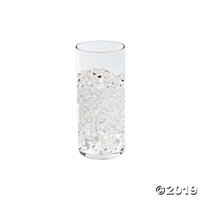 Fun Express Clear Water Pearl Beads, 16 Ounces Per Bag, 12 Packs Item Number 2023952