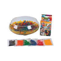 Fun Express Growing Water Globe Beads, Assorted Colors, Pack of 6 Item Number 2023953