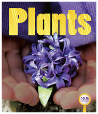 Image for Delta Explore Plants, Pink Leveled Reader, Pack of 4 from School Specialty