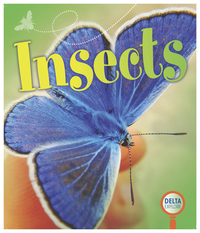 Image for Delta Explore Insects, Pink Leveled Reader, Pack of 4 from School Specialty
