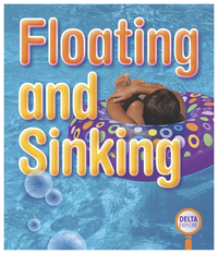 Image for Delta Explore Floating and Sinking, Pink Leveled Reader, Pack of 4 from School Specialty
