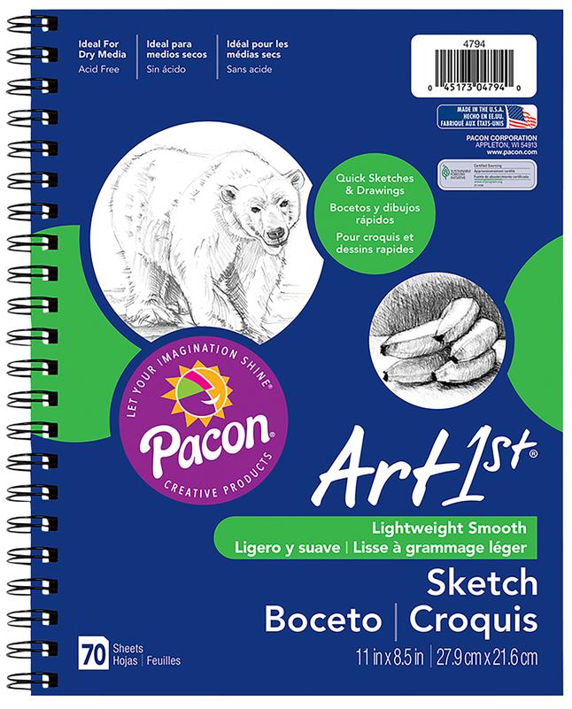 Sketchbooks, Item Number 2024288