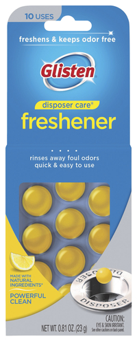 Image for Glisten Disposer Care Freshener from SSIB2BStore