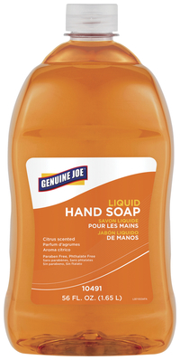 Image for Genuine Joe Citrus Scented Liquid Hand Soap from School Specialty
