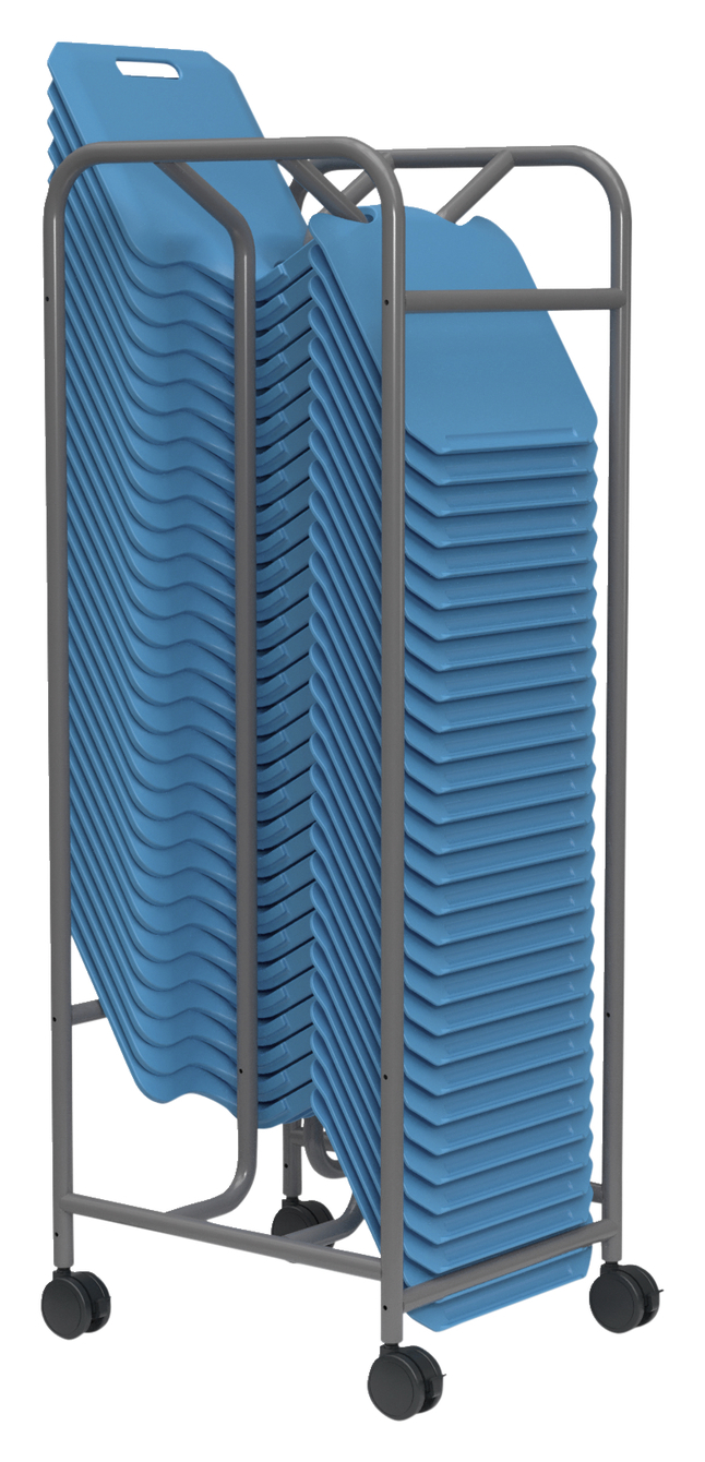 Image for Classroom Select NeoSync Dolly Cart, Stores Up to 27 NeoSync Units from School Specialty