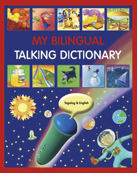 Image for Mantra Lingua Bilingua Talking Dictionary, Tagalog/English from School Specialty