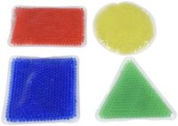 Abilitations Gel Bead Sensory Shapes, Set of 4 Item Number 2024606