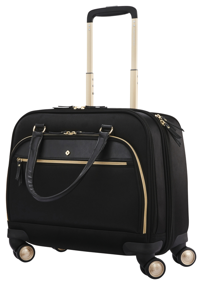 "Image for Samsonite Travel/Luggage Case (Roller) for 15.6"" Notebook, Tablet - Black from School Specialty"