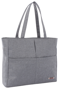 "Image for Swiss Mobility Sterling Carrying Case (Tote) for 15.6"" Notebook - Gray from SSIB2BStore"