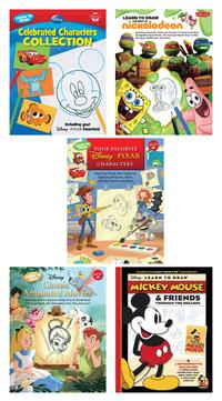 Art Books & Workbooks, Item Number 2024732