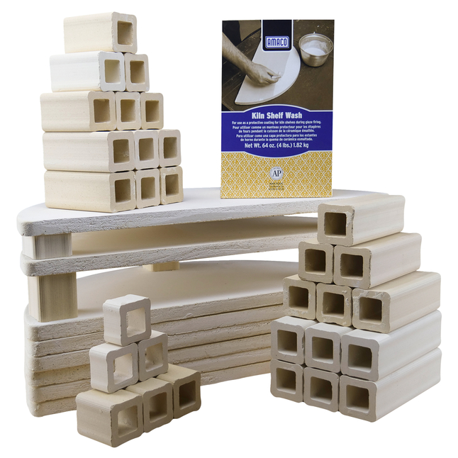 Image for Excel Furniture Kit for Excel Kilns EX-344, EX-353, and EX-365 from School Specialty