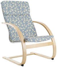 Image for Guidecraft Kiddie Rocker, 26 x 27 x 40 Inches, Pattern from School Specialty