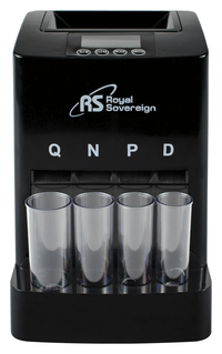 Image for Royal Sovereign One Row Automatic Coin Counter (DCB-275D), Each from SSIB2BStore