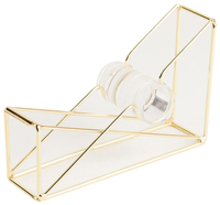 Image for U Brands Gold Tape Dispenser, Each from School Specialty