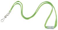 Image for Advantus Neon Breakaway Lanyard, Pack of 12 from School Specialty