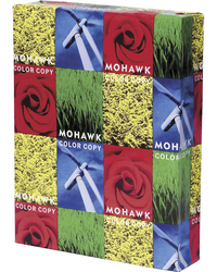 Image for Mohawk Color Copy Paper, 11 x 17, White, Pack of 500 from School Specialty