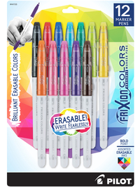 Image for FriXion Colors Erasable Marker Pens, Pack of 12 from School Specialty
