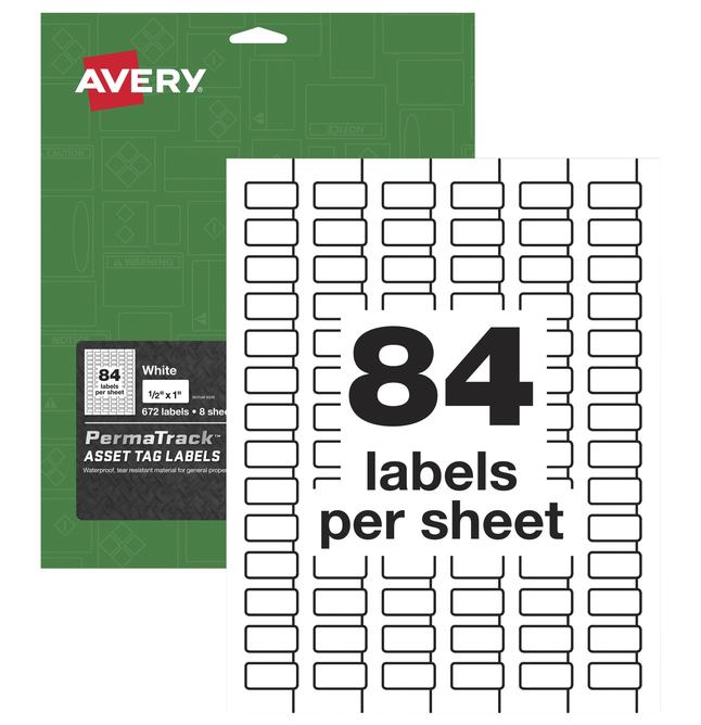 Identification Labels, Item Number 2025572