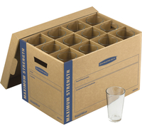 Image for Fellowes Bankers Box SmoothMove Kitchen Moving Kit, 40 Foot Foam, 12 x 12.25 x 18.5 Inches, Pack of 40 from SSIB2BStore