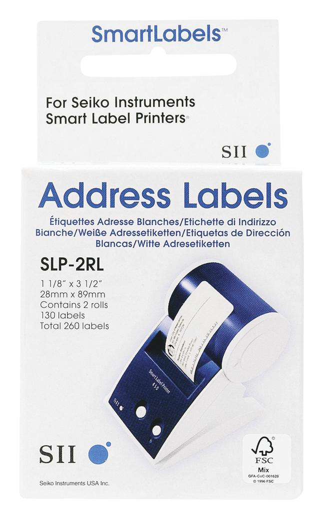Address Labels, Item Number 2025627