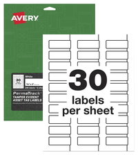 Identification Labels, Item Number 2025636