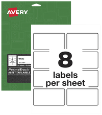 Identification Labels, Item Number 2025637