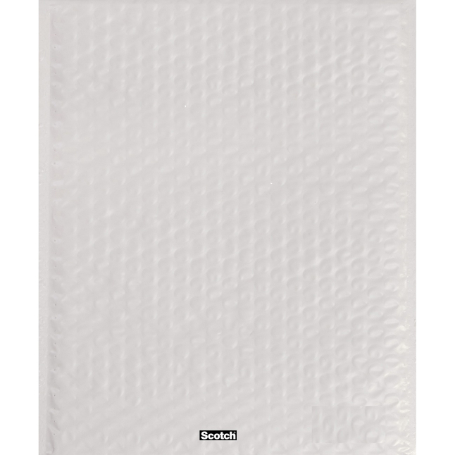Image for Scotch Poly Mailers, #4, White, Case of 25 from School Specialty