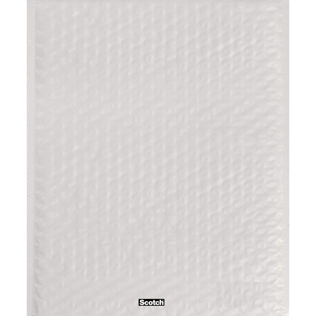 Image for Scotch Poly Mailers, #2, White, Case of 25 from School Specialty