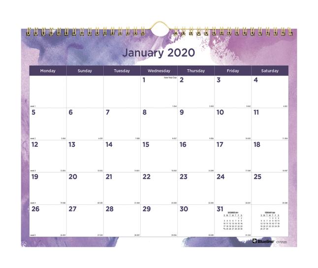 Calendars, Item Number 2025712