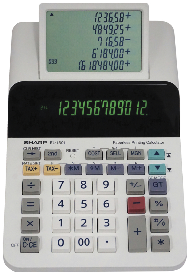 Office and Business Calculators, Item Number 2025725