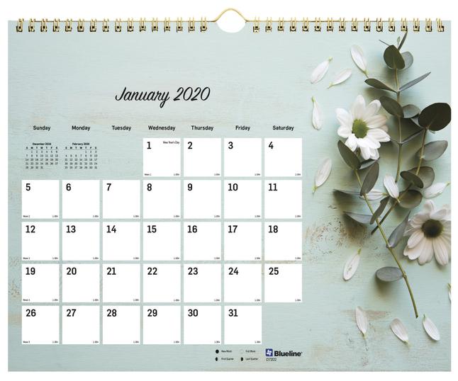 Calendars, Item Number 2025741