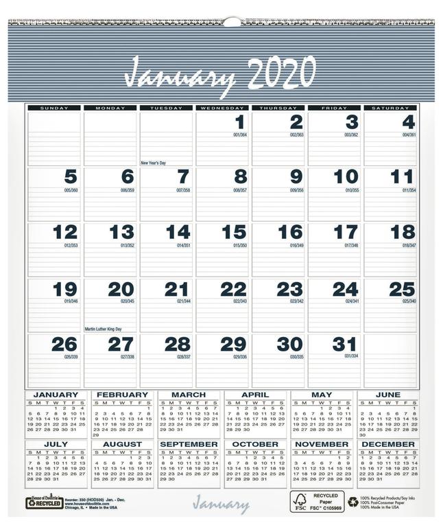 Planner Refills and Calendar Refills, Item Number 2025752