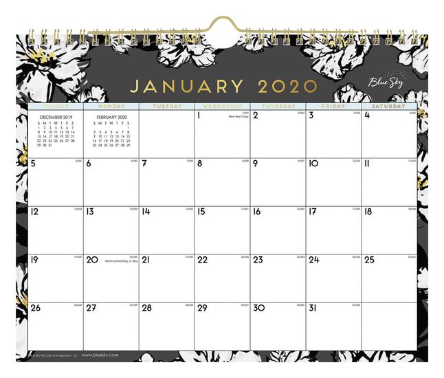 Calendars, Item Number 2025759