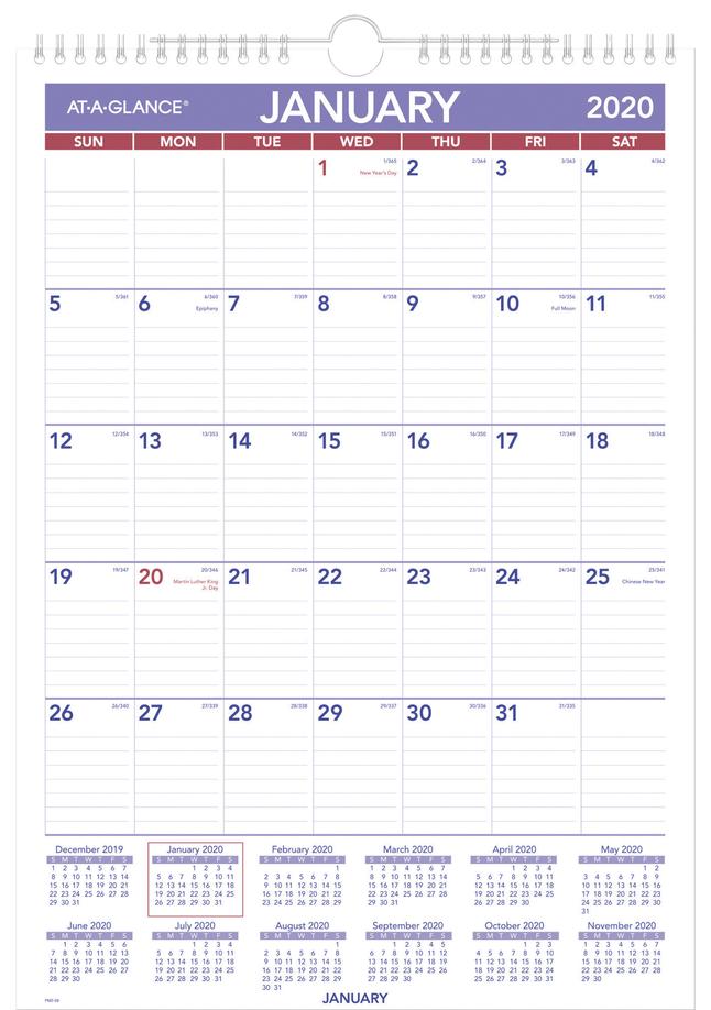 Calendars, Item Number 2025798