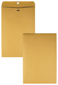Manila and Clasp Envelopes, Item Number 2025866