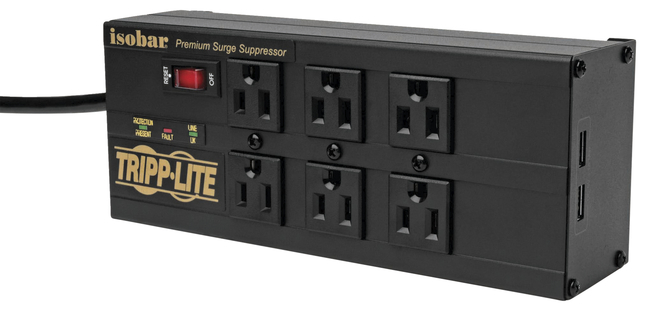Power Strips, Outlet Strips, Item Number 2025903