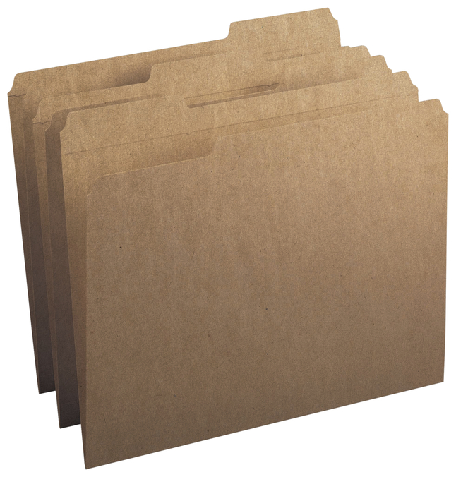 Image for Smead Kraft Folders, Pack of 50 from School Specialty