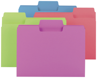 Top Tab File Folders, Item Number 2026055